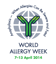 World Allergy Week 2014 Logo