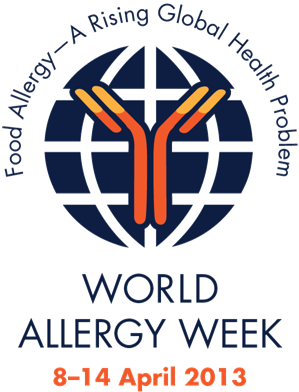 World Allergy Week 2013 Logo
